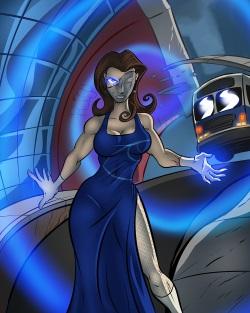 Villains of the Multiverse art 2