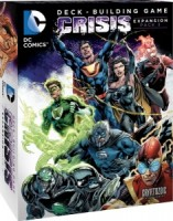 DC Comics Deck-Building Game: Crisis Expansion (Pack 3) - Board Game Box Shot