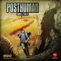 Posthuman - Board Game Box Shot