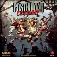 Posthuman: Defiant - Board Game Box Shot