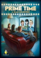 Prime Time - Board Game Box Shot