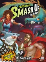Smash Up: It's Your Fault! - Board Game Box Shot
