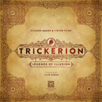Trickerion: Legends of Illusion - Board Game Box Shot