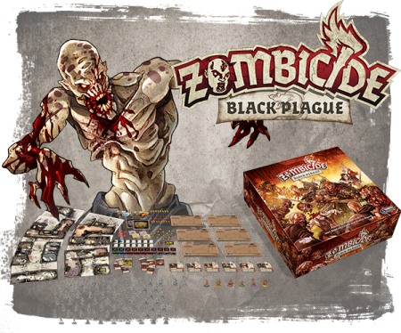 Zombicide: Black Plague header