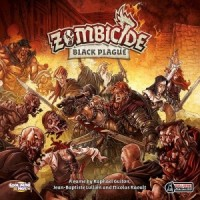 Zombicide: Black Plague - Board Game Box Shot