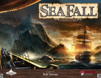 SeaFall - Board Game Box Shot