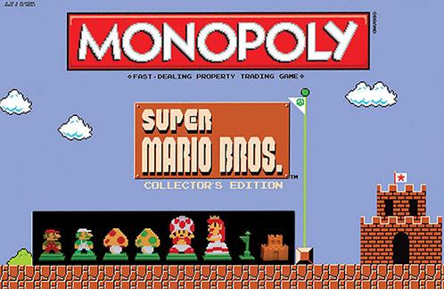 Monopoly: Super Mario Bros Edition