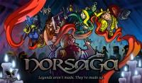 Norsaga - Board Game Box Shot