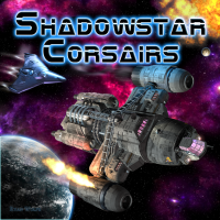 Shadowstar Corsairs - Board Game Box Shot