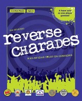 Reverse Charades - Board Game Box Shot
