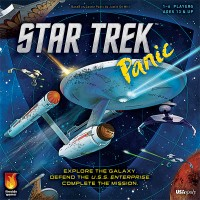 Star Trek Panic - Board Game Box Shot