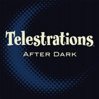 Telestrations After Dark - Board Game Box Shot