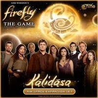 Firefly: The Game – Kalidasa - Board Game Box Shot