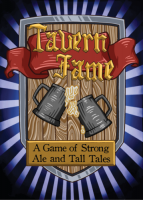 Tavern Fame - Board Game Box Shot