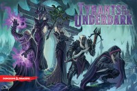 Tyrants of the Underdark - Board Game Box Shot