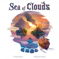 Sea of Clouds - Board Game Box Shot