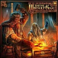 Smiths of Winterforge - Board Game Box Shot