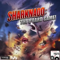 Sharknado: The Board Game! - Board Game Box Shot