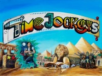 Time Jockeys - Board Game Box Shot