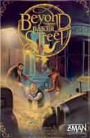 Beyond Baker Street - Board Game Box Shot