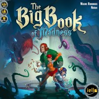 Big Book of Madness - Board Game Box Shot