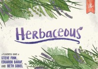 Herbaceous - Board Game Box Shot