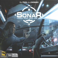 Captain SONAR - Board Game Box Shot
