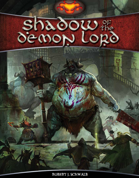 Shadow of the Demon Lord - Board Game Box Shot