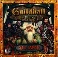Guildhall Fantasy: Alliance - Board Game Box Shot