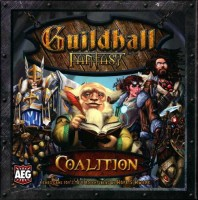 Guildhall Fantasy: Coalition - Board Game Box Shot