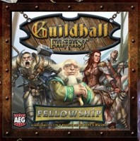 Guildhall Fantasy: Fellowship - Board Game Box Shot
