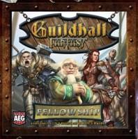Guildhall Fantasy: Fellowship - Board Game Box Shot