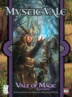 Mystic Vale: Vale of Magic - Board Game Box Shot
