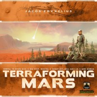 Terraforming Mars - Board Game Box Shot