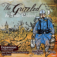 The Grizzled: At Your Orders! - Board Game Box Shot