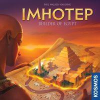 Imhotep - Board Game Box Shot