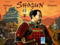Shogun - Board Game Box Shot