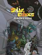 Solar Echoes - Board Game Box Shot
