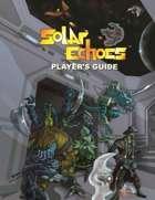 Solar Echoes - Board Game Box Shot