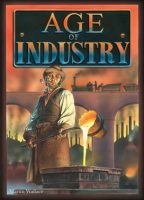 Age of Industry - Board Game Box Shot