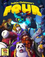 Four - Board Game Box Shot