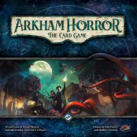 Arkham Horror: The Card Game - Board Game Box Shot