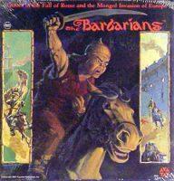 The Barbarians - Board Game Box Shot