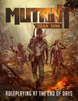 Mutant: Year Zero: GenLab Alpha - Board Game Box Shot