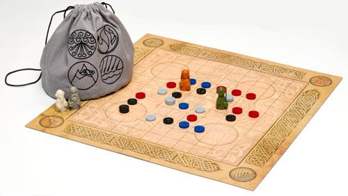 Element game