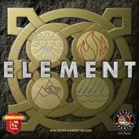 Element - Board Game Box Shot