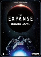 The Expanse Board Game - Board Game Box Shot