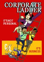 Corporate Ladder - Board Game Box Shot