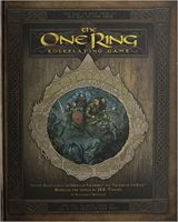 The One Ring role-playing game - Board Game Box Shot