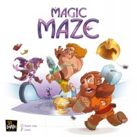 Magic Maze - Board Game Box Shot